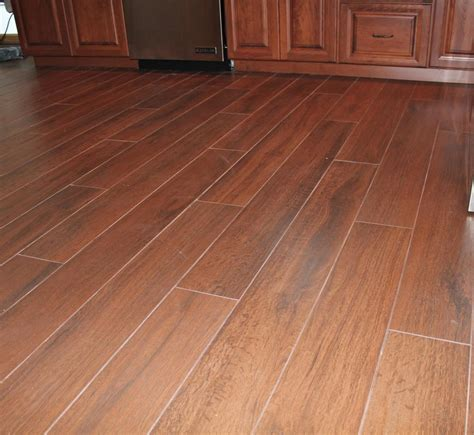 kitchen wood tile floor 10 slides of wood tile flooring homeideasblog 6571