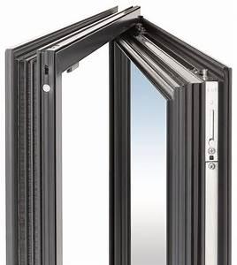 Fenetre Aluminium Gris Anthracite : fen tre en aluminium gris anthracite gauche l 80 x h 95 ~ Melissatoandfro.com Idées de Décoration