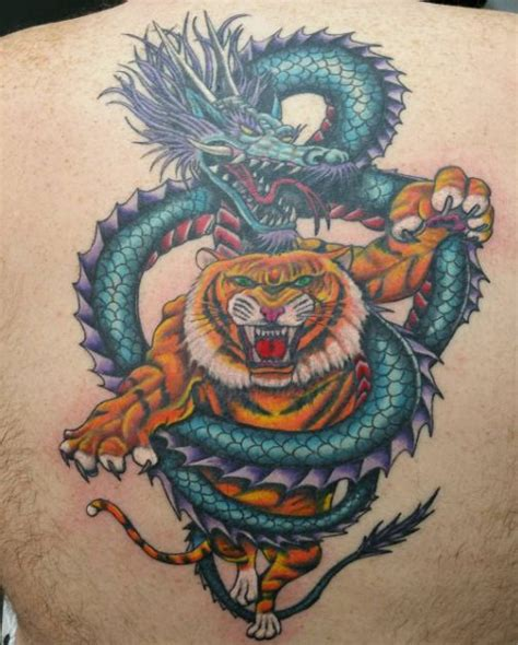 stunning dragon tattoos designs  meanings