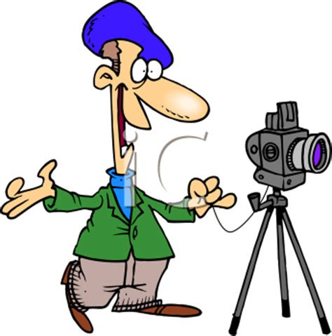 12144 professional photographer clipart photography clipart professional photographer pencil and