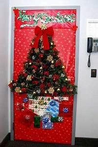 Christmas Door Decoration Ideas fice