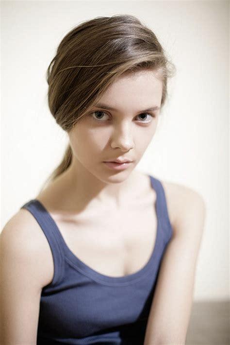 Alisa Bachurina Portraits Pinterest
