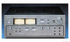 Sony Ta-f6 - Manual - Integrated Stereo Amplifier