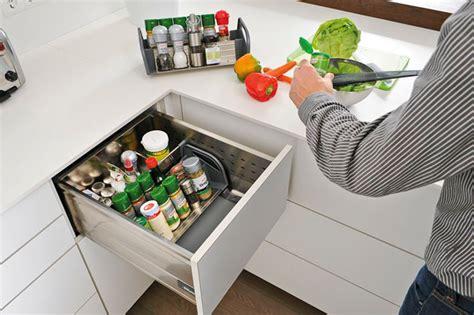 organisateur tiroir cuisine rangement cuisine fonctionnel en 15 idées astucieuses et