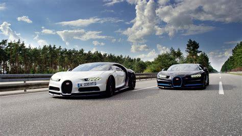 bugatti chiron 0 400 bugatti chiron does 0 400 0 in 42 seconds sets new world