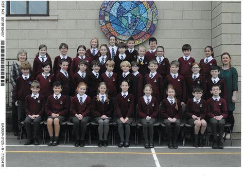 Last Class Photos Of Bath Pupils Leaving Primary School