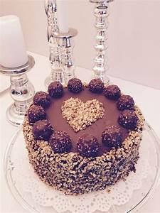 Leckere Einfache Torten : rocher t rtchen kuchen torten geb ck cakes pinterest ~ Orissabook.com Haus und Dekorationen