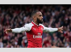 Lacazette matches record with scoring start