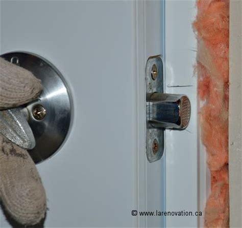 comment ouvrir une porte de chambre bloqu les serrures de portes