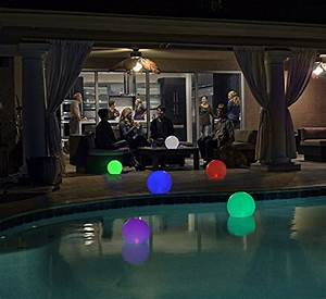 Color Changing Floating Pool Lights 4 Fun And Funky Floating Pool Lights Infinigeek
