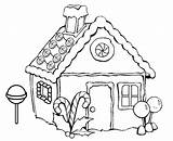 Step Drawing Gingerbread Coloring Pages Easy Getdrawings sketch template