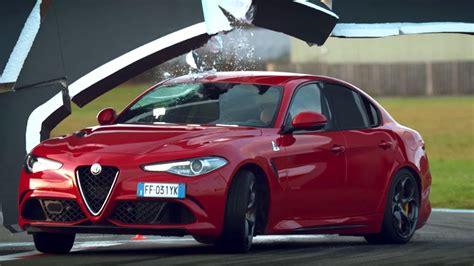 The Alfa Romeo Giulia Wall Challenge  Top Gear Series 24