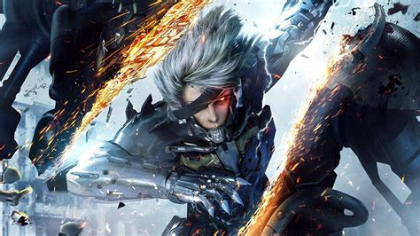 Metal Gear Rising Revengeance Wallpaper Metal Gear Rising Revengeance And Screamride Are Now Backwards Compatible On Xbox One