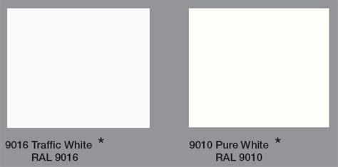 Ral 9010 Ral 9016 Unterschied by Lees Hier De Verschillen Tussen De Witte Ral Kleuren Ral