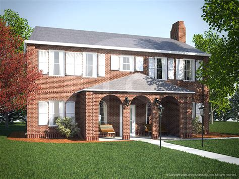 Architectural Illustration And Visualization For Exteriors