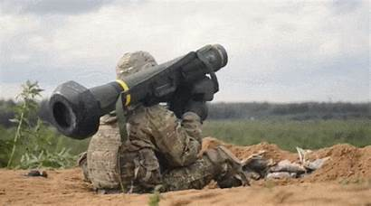 Missile Javelin Army Anti Tank Animated Giphy