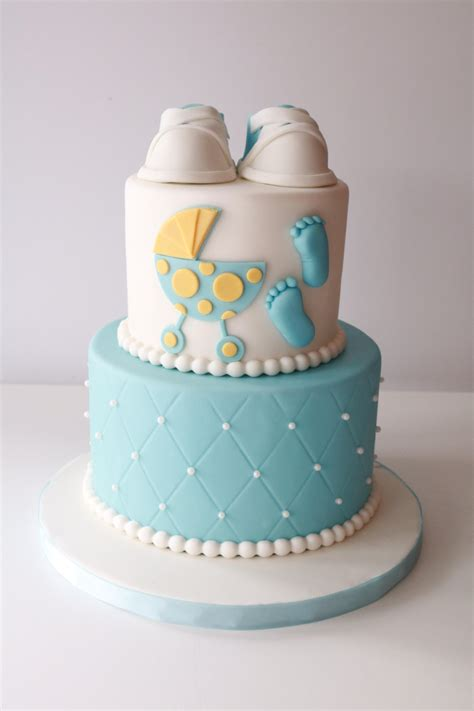 Baby Shower Baby Cake - baby shower cake le dolci