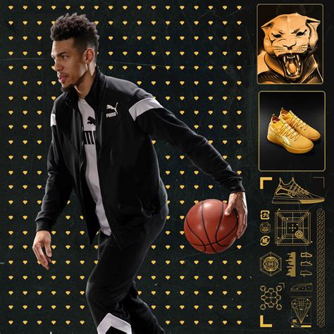 puma clyde court gold title run danny green sneakerfitscom
