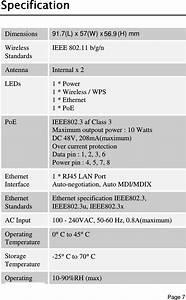 Sercomm Rp131 Wireless Poe Adapter User Manual