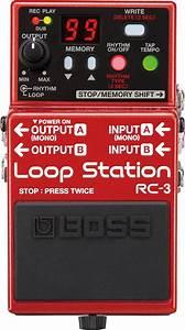 Rc 3 : rc 3 loop station boss rc 3 loop station audiofanzine ~ Pilothousefishingboats.com Haus und Dekorationen