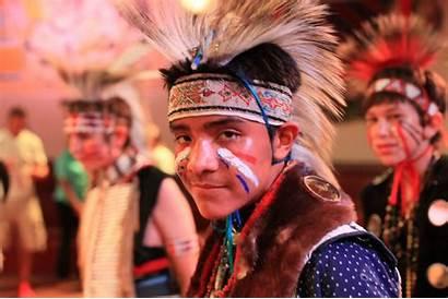 Native Cultural Traditions Dancers Koshare Ceremonies Dances