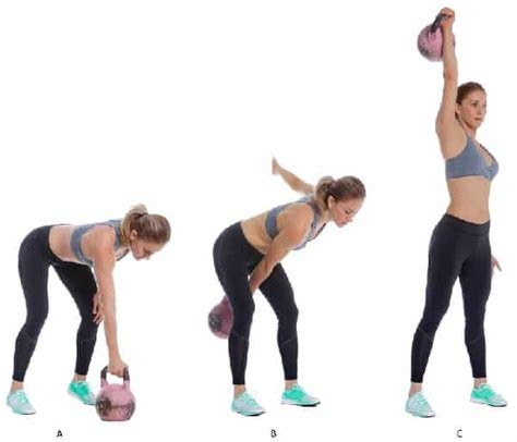 snatch kettlebell workout exercises corkscrew body physique exercise kettle technique movements compound results female gyms often stunning regular most fitness