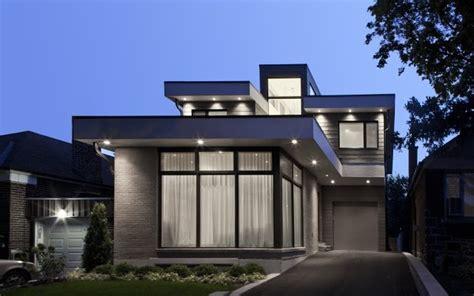Petite Maison Moderne Avec Des Intérieurs Minimalistes
