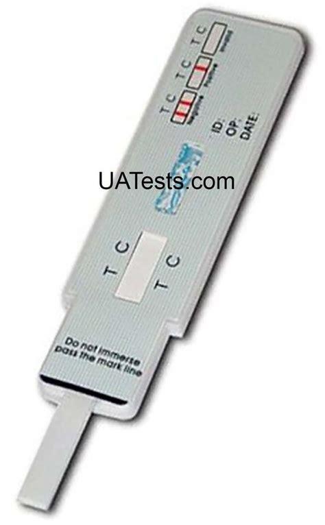 25 Etg (ethyl Glucuronide) Dip Test  Home Drug Tests