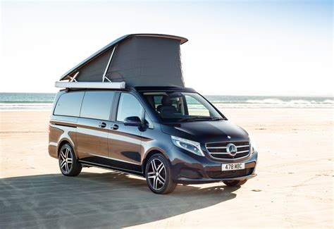 Review Mercedes V Class by Mercedes V Class Marco Polo Review 2019 Parkers