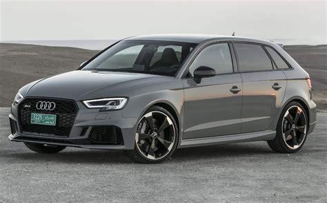 Audi Rs3 Sportback 2018 Vídeo, Detalhes E Especificações
