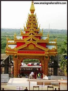 Global Vipassana Pagoda Amazing Maharashtra