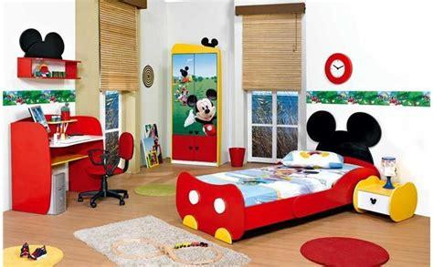 chambre mickey decoración de cuartos de mickey mouse