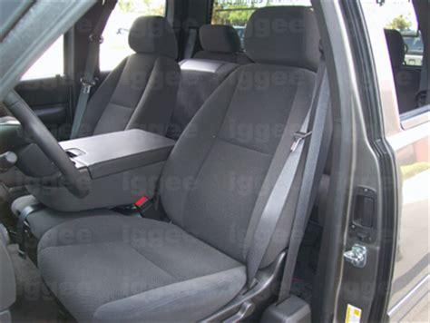 Chevy Silverado 20072012 Vinyl Custom Seat Cover Ebay