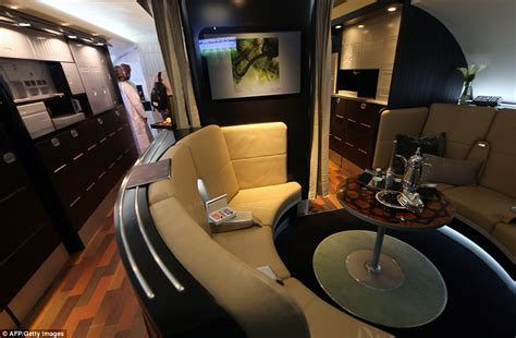 The Most Luxurious Plane In The World Offers A Three-room