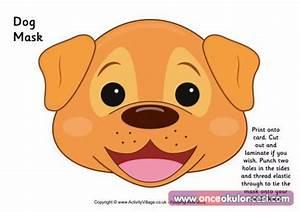 Köpek Maske Kalıpları - Önce Okul Öncesi Ekibi Forum ...