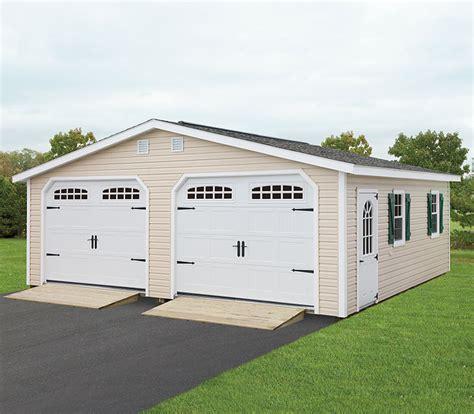Garages - Sheds Barns Gazebos Amish Built By Foote