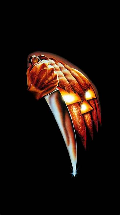 Halloween Wallpapers Horror Iphone Movies Myers Michael