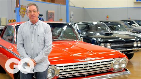 tim allens car collection  authentic american