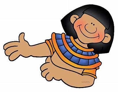 Ancient Clipart Egyptian Egypt System Number Mathematician