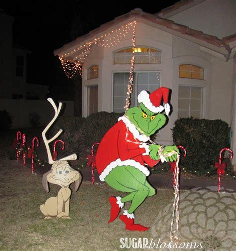 grinch christmas lights outdoor rekindle memories