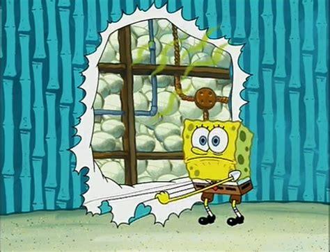 spongebuddy mania spongebob episode rock  bye bivalve