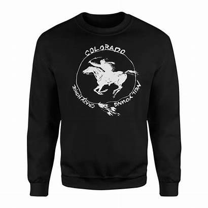 Crewneck Sweatshirt Colorado Bundle Vinyl Cd Crazy