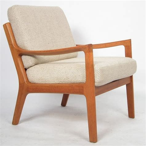 lounge chair by ole wanscher for jeppesen denmark 36293