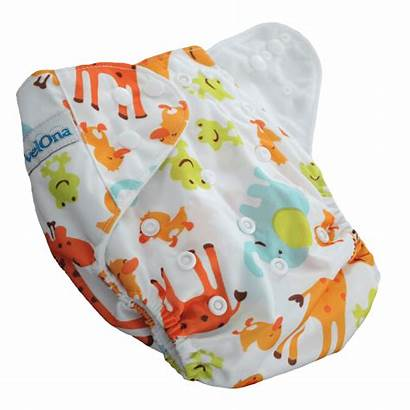 Cloth Diaper Friends Reusable Forest Fitted Diapers
