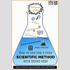 Using Scientific Method Experiments With Young Kids