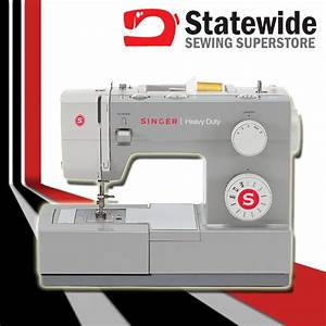 Singer 4411 Heavy Duty  U2013 Statewide Sewing Superstore
