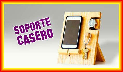 Soporte para Celular Casero Pablo Inventos Porta