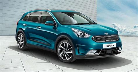 2019 Kia Niro Release Date And Price  Autos News, Price