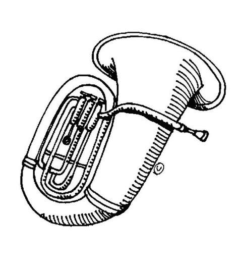 Instrument Kleurplaat by Kleurplaten En Zo 187 Kleurplaat Muziekinstrument