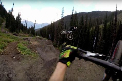 hexo   drone   gopro singletracks mountain bike news